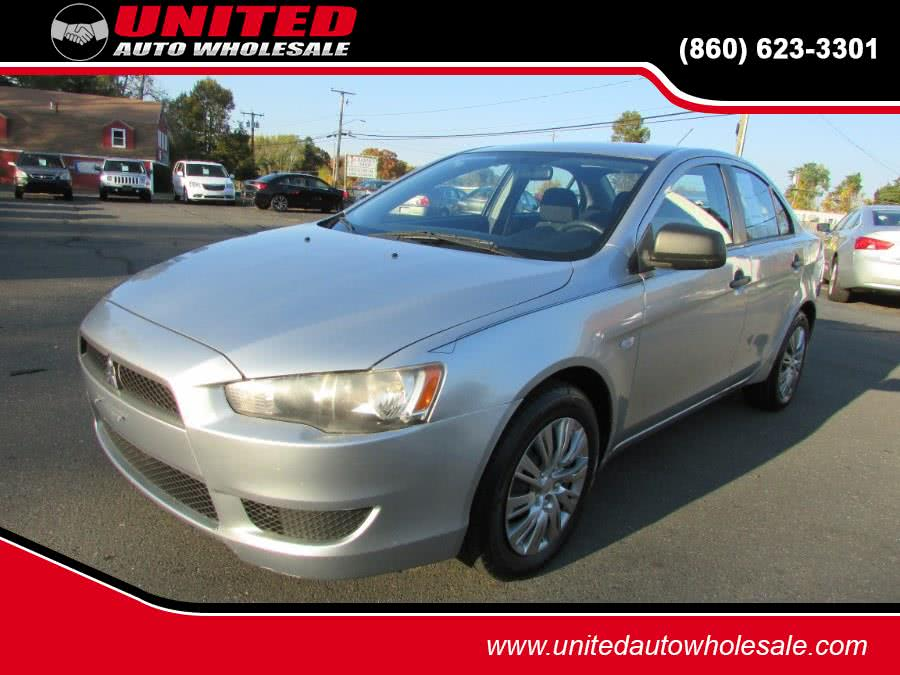 Used 2009 Mitsubishi Lancer in East Windsor, Connecticut | United Auto Sales of E Windsor, Inc. East Windsor, Connecticut