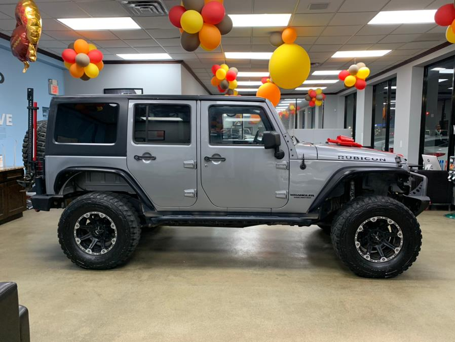 Used Jeep Wrangler Unlimited 4WD 4dr Rubicon 10th Anniversary 2013 | 5 Towns Drive. Inwood, New York