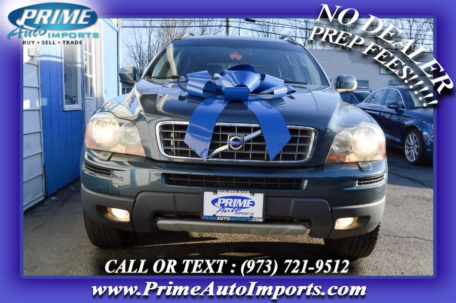 Used Volvo XC90 AWD 4dr I6 w/Sunroof/3rd Row 2009 | Prime Auto Imports. Bloomingdale, New Jersey