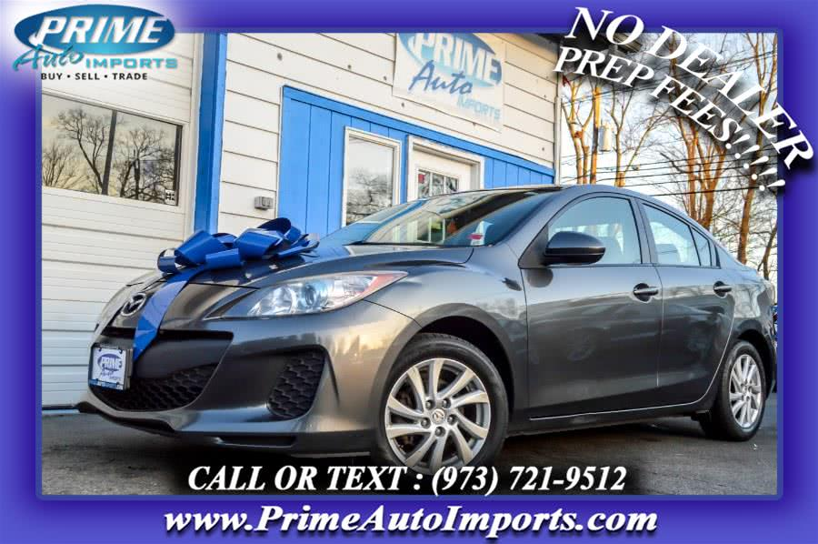 Used 2012 Mazda Mazda3 in Bloomingdale, New Jersey | Prime Auto Imports. Bloomingdale, New Jersey