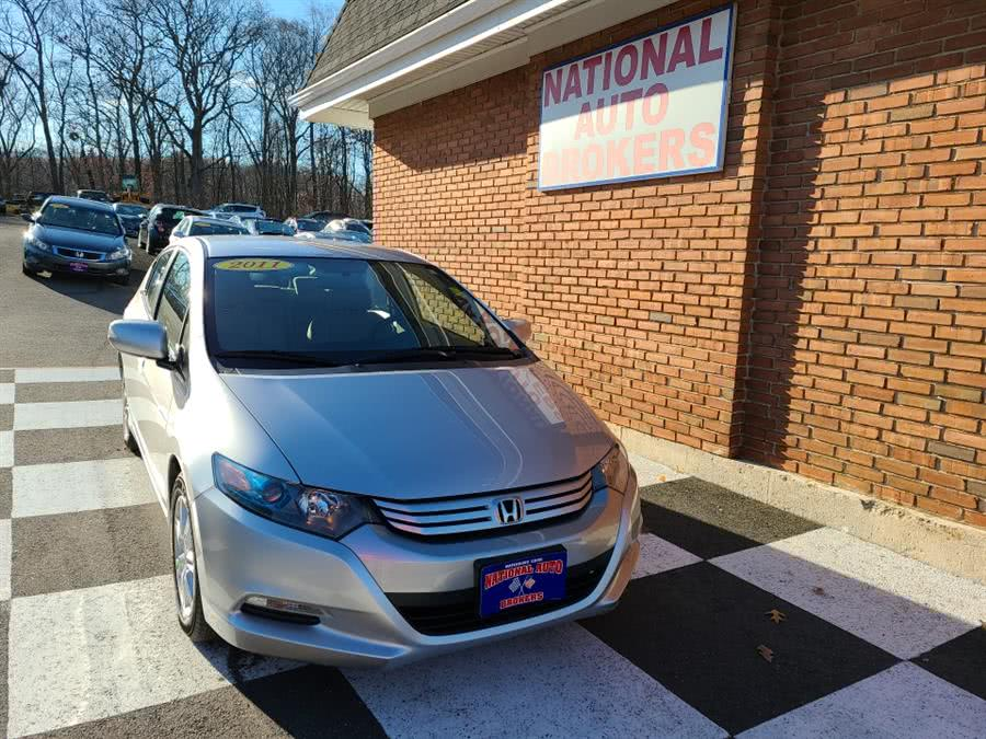 Used 2011 Honda Insight in Waterbury, Connecticut | National Auto Brokers, Inc.. Waterbury, Connecticut