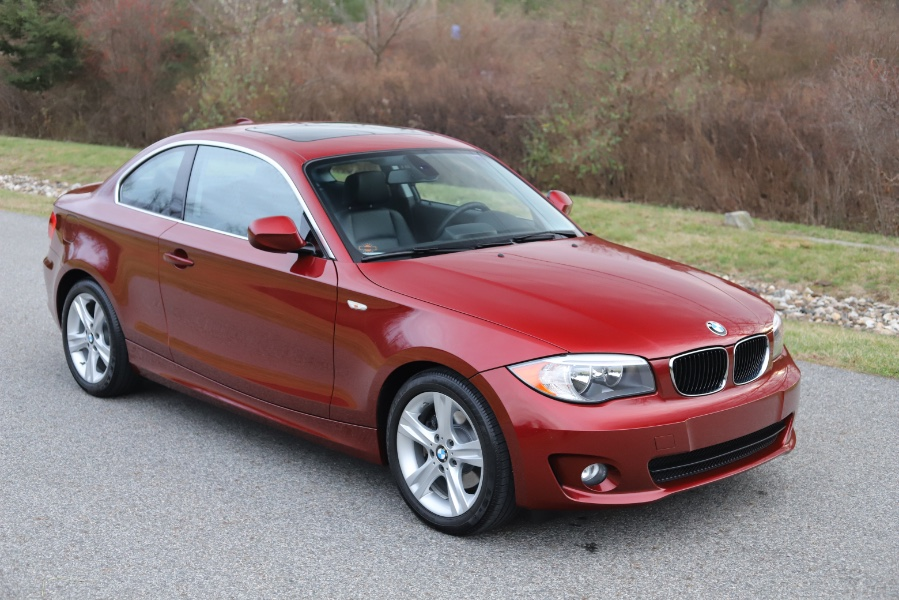 Used BMW 1 Series 2dr Cpe 128i SULEV 2012 | Meccanic Shop North Inc. North Salem, New York