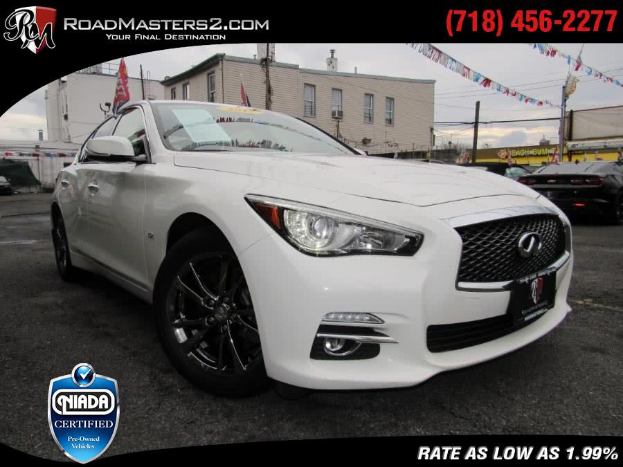 Used 2017 INFINITI Q50 in Middle Village, New York | Road Masters II INC. Middle Village, New York
