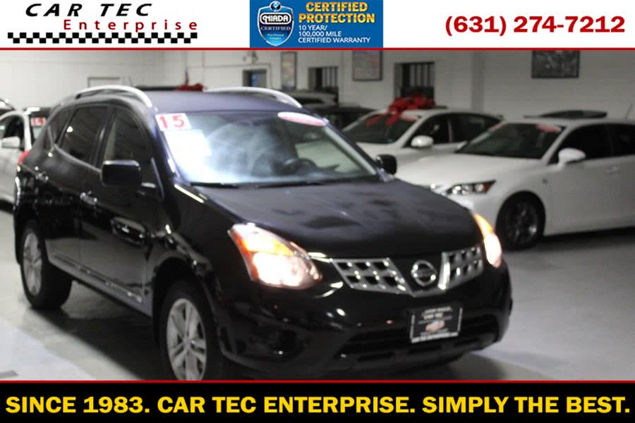 Used Nissan Rogue Select AWD 4dr S 2015 | Car Tec Enterprise Leasing & Sales LLC. Deer Park, New York