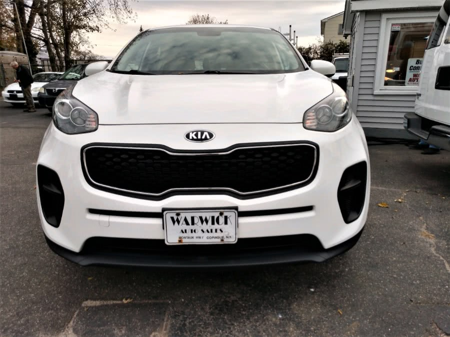 Used 2018 Kia Sportage in COPIAGUE, New York | Warwick Auto Sales Inc. COPIAGUE, New York