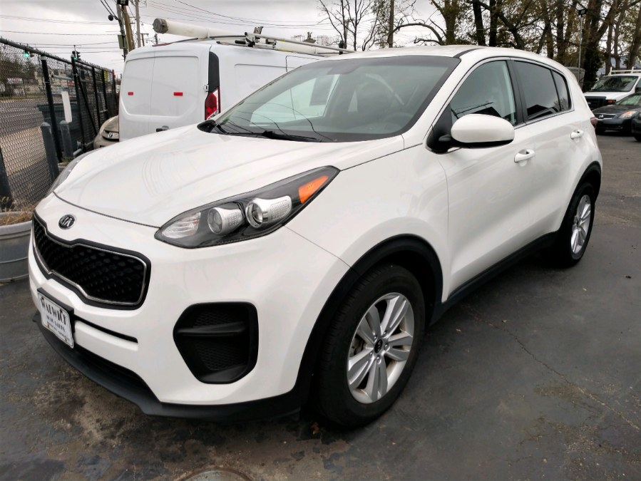 Used Kia Sportage LX FWD 2018 | Warwick Auto Sales Inc. COPIAGUE, New York