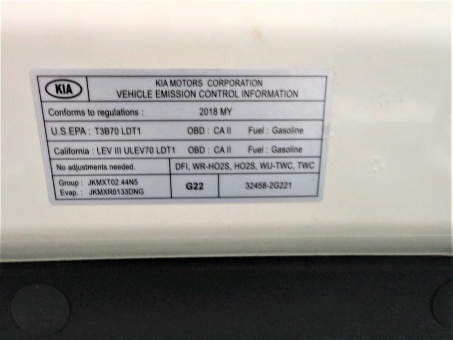 Used Kia Sportage LX FWD 2018 | Warwick Auto Sales Inc. COPIAGUE, New York