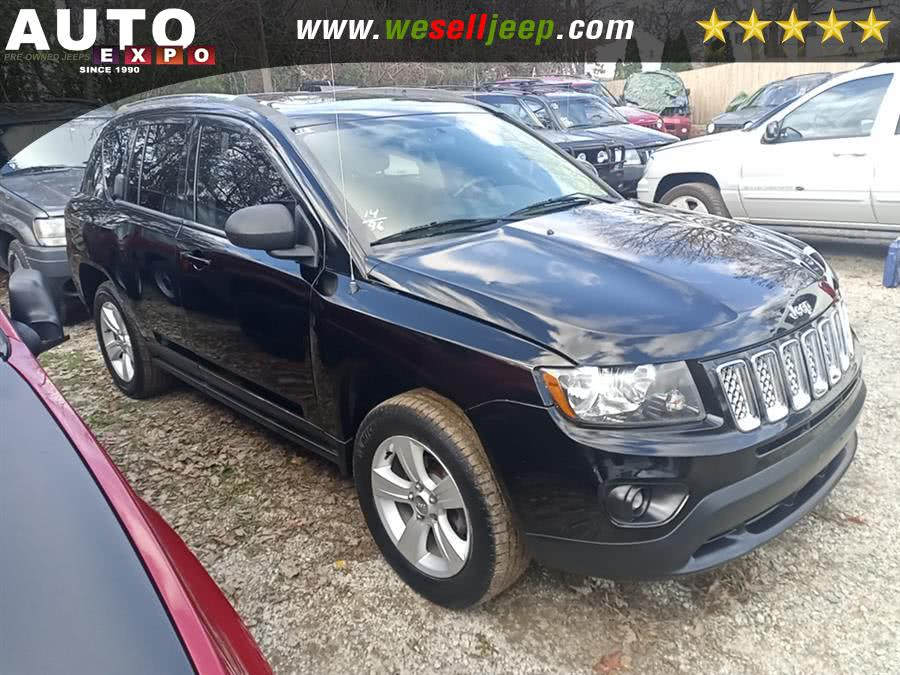 Used 2014 Jeep Compass in Huntington, New York | Auto Expo. Huntington, New York