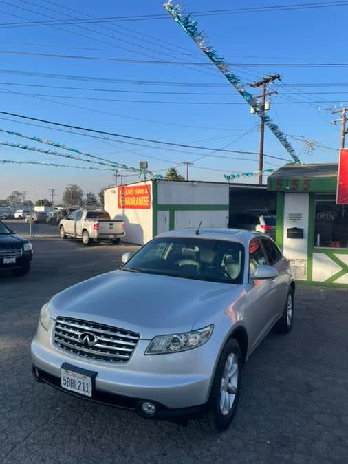 Used 2003 INFINITI FX35 in Corona, California | Green Light Auto. Corona, California
