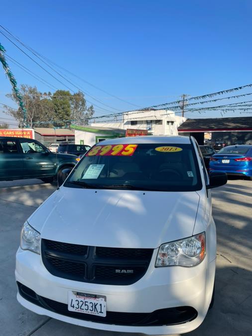 "Used Ram Cargo Van 119"" WB Tradesman 2013 | Green Light Auto. Corona, California"
