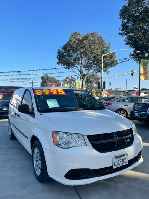 Used 2013 Ram Cargo Van in Corona, California | Green Light Auto. Corona, California