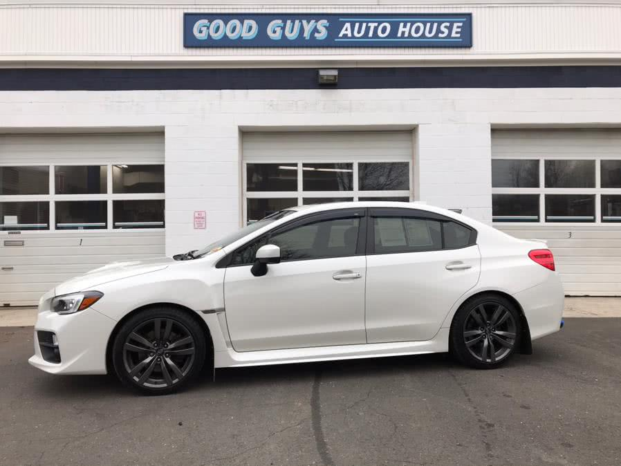 Used 2017 Subaru WRX in Southington, Connecticut | Good Guys Auto House. Southington, Connecticut