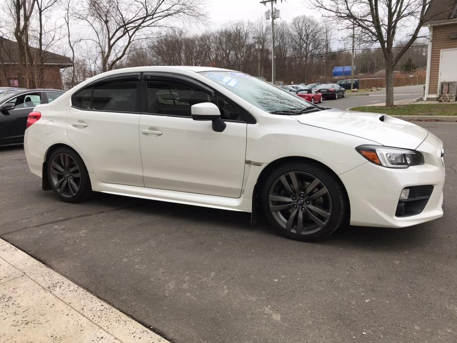 Used Subaru WRX Limited Manual 2017 | Good Guys Auto House. Southington, Connecticut