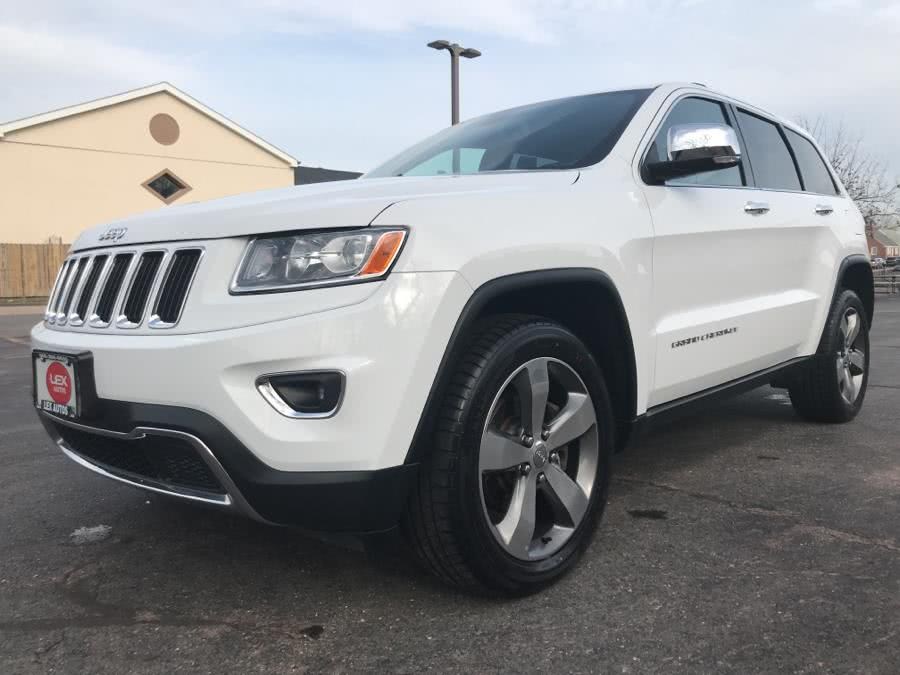 Used 2015 Jeep Grand Cherokee in Hartford, Connecticut | Lex Autos LLC. Hartford, Connecticut