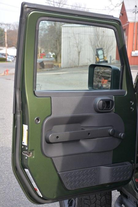 Used Jeep Wrangler 4WD 2dr X 2009   New Beginning Auto Service Inc . Ashland , Massachusetts