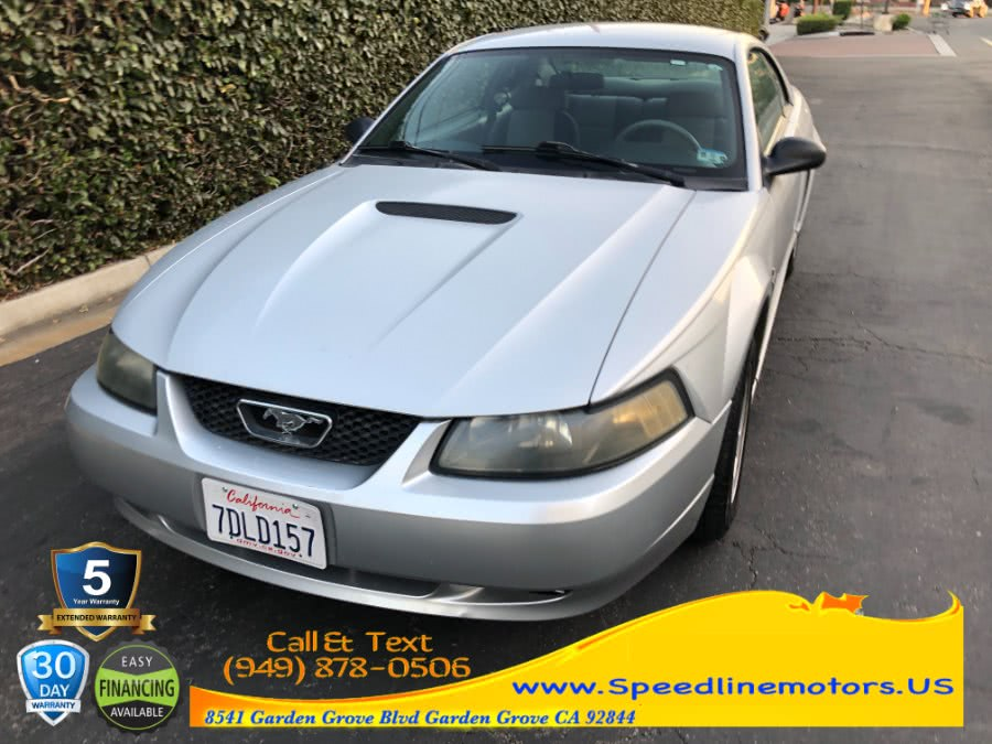 Used 2001 Ford Mustang in Garden Grove, California | Speedline Motors. Garden Grove, California