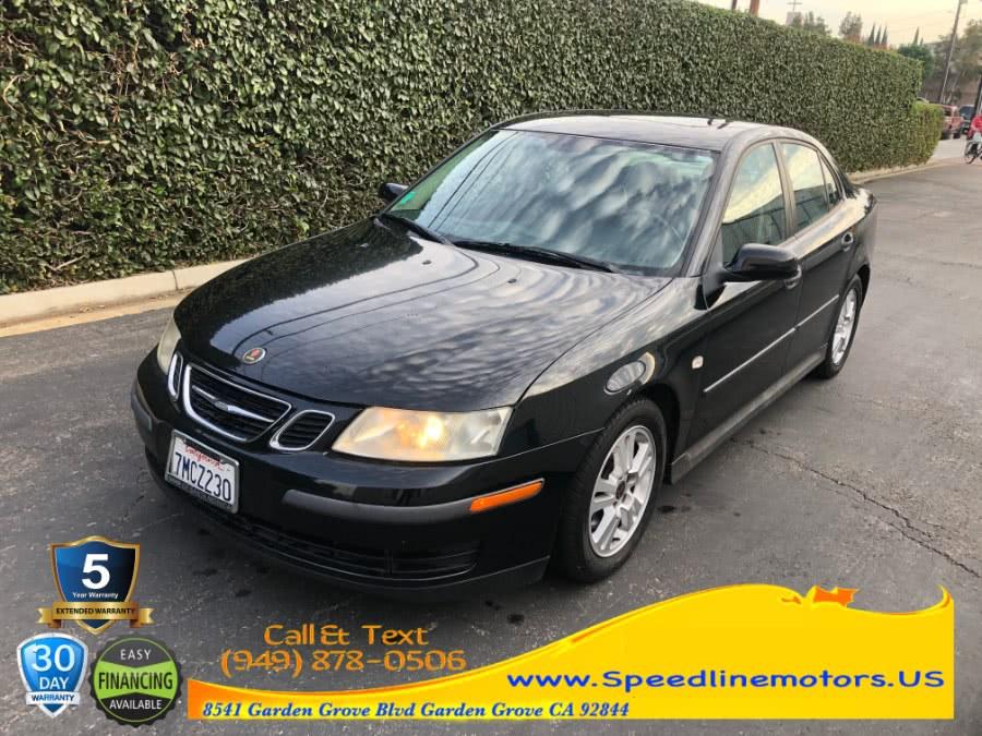 Used 2005 Saab 9-3 in Garden Grove, California | Speedline Motors. Garden Grove, California