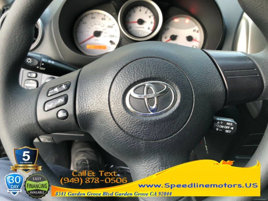 Used Toyota RAV4 4dr Auto 2004 | Speedline Motors. Garden Grove, California