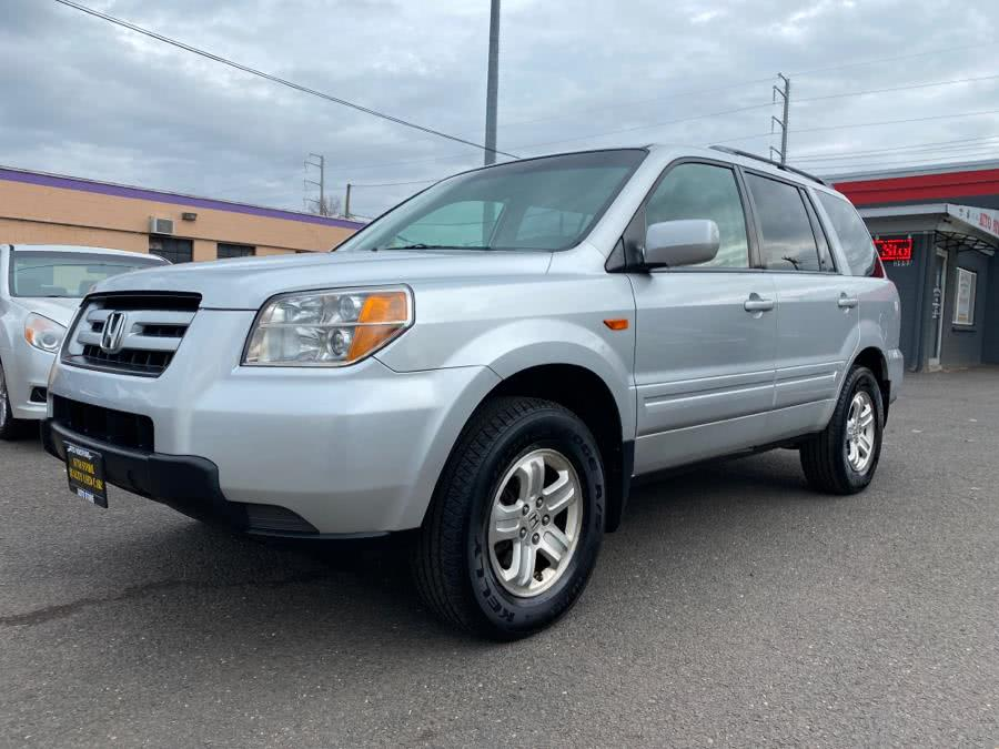 Used Honda Pilot 4WD 4dr VP 2008 | Auto Store. West Hartford, Connecticut