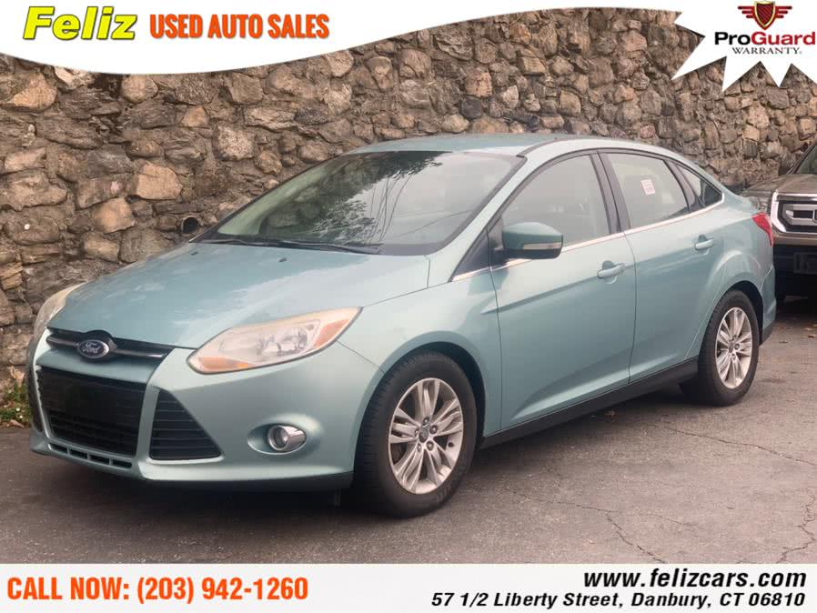 Used 2012 Ford Focus in Danbury, Connecticut | Feliz Used Auto Sales. Danbury, Connecticut
