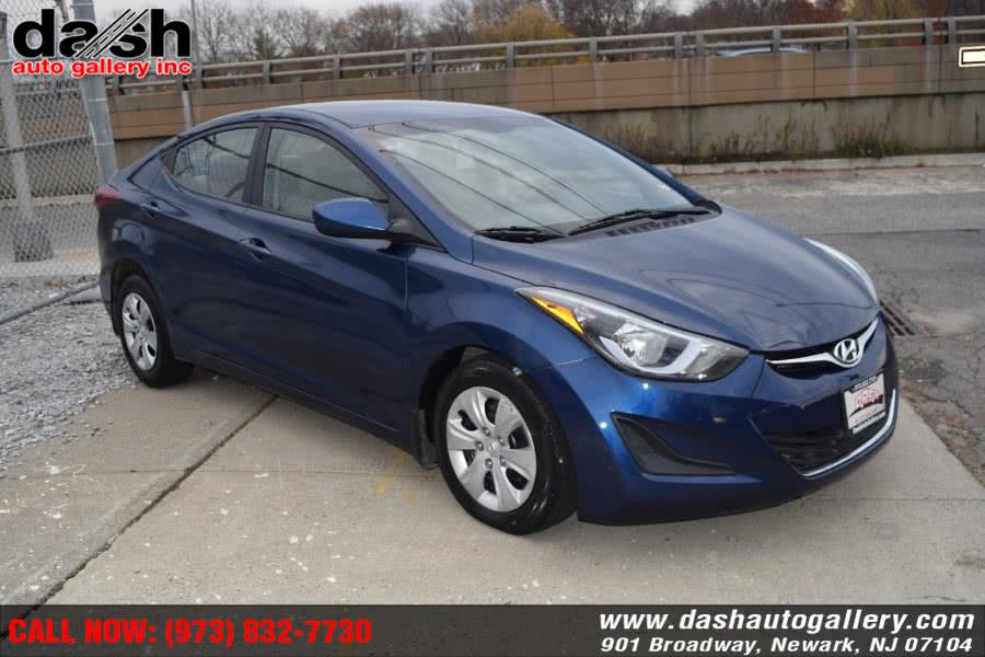 Used 2016 Hyundai Elantra in Newark, New Jersey | Dash Auto Gallery Inc.. Newark, New Jersey