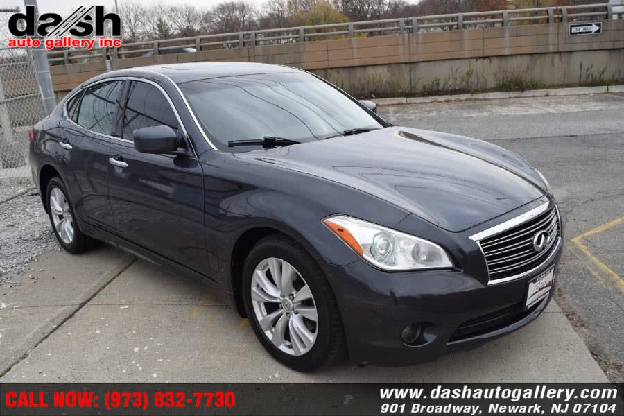 Used Infiniti M37 4dr Sdn AWD 2011 | Dash Auto Gallery Inc.. Newark, New Jersey