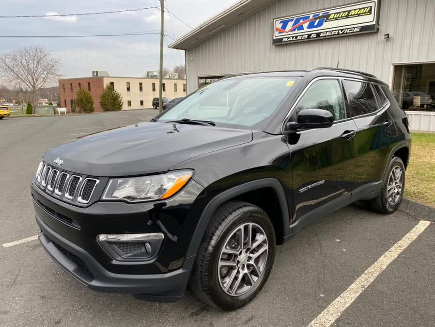 Used 2017 Jeep Compass in Berlin, Connecticut | Tru Auto Mall. Berlin, Connecticut