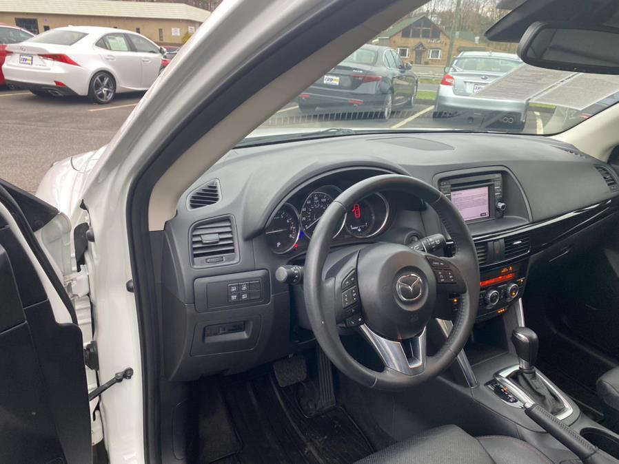Used Mazda CX-5 AWD 4dr Auto Grand Touring 2015 | Tru Auto Mall. Berlin, Connecticut