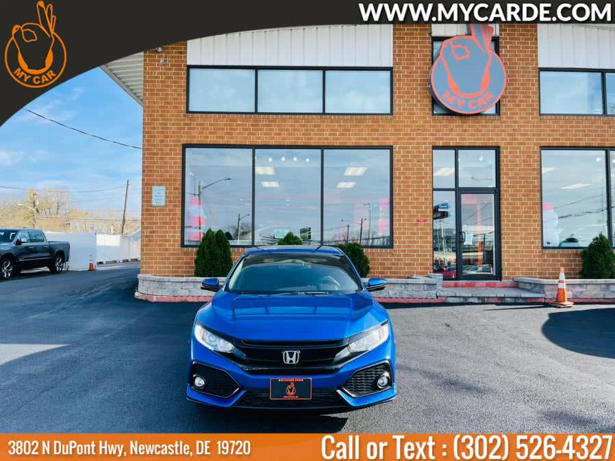 Used 2017 Honda Civic Hatchback in Newcastle, Delaware | My Car. Newcastle, Delaware