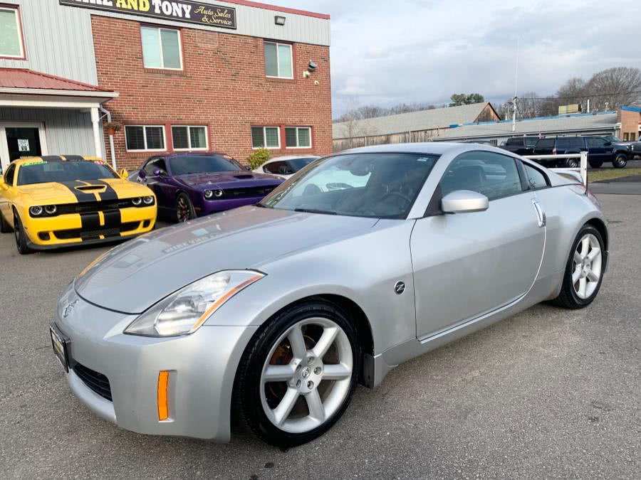 Used 2004 Nissan 350Z in South Windsor, Connecticut | Mike And Tony Auto Sales, Inc. South Windsor, Connecticut