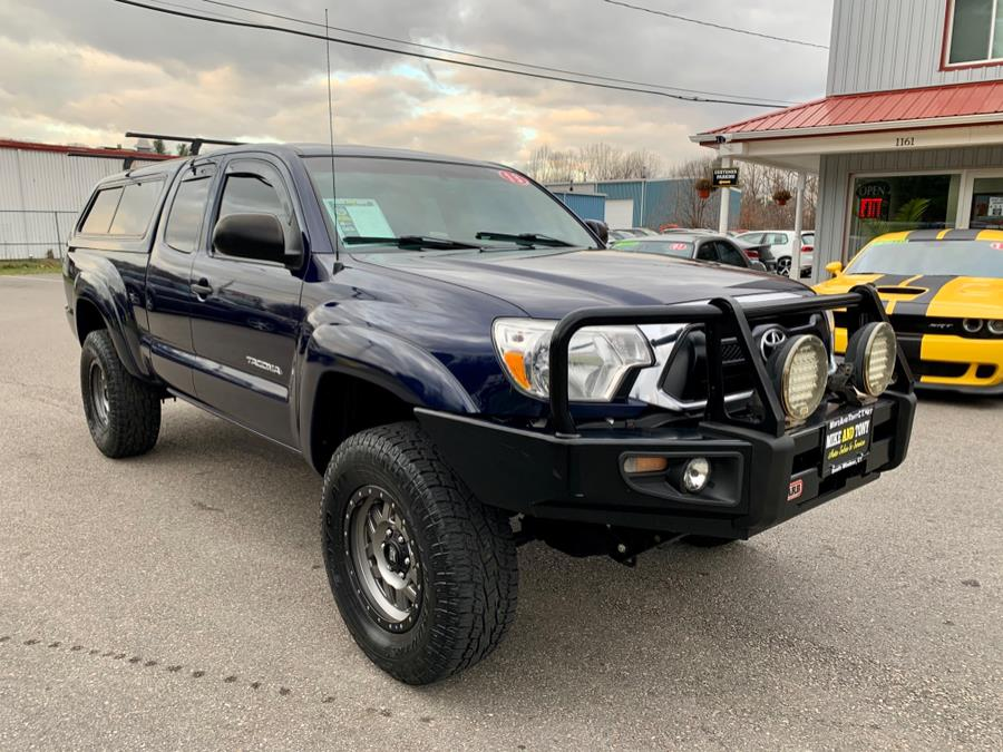Used Toyota Tacoma 4WD Access Cab I4 MT (Natl) 2013 | Mike And Tony Auto Sales, Inc. South Windsor, Connecticut