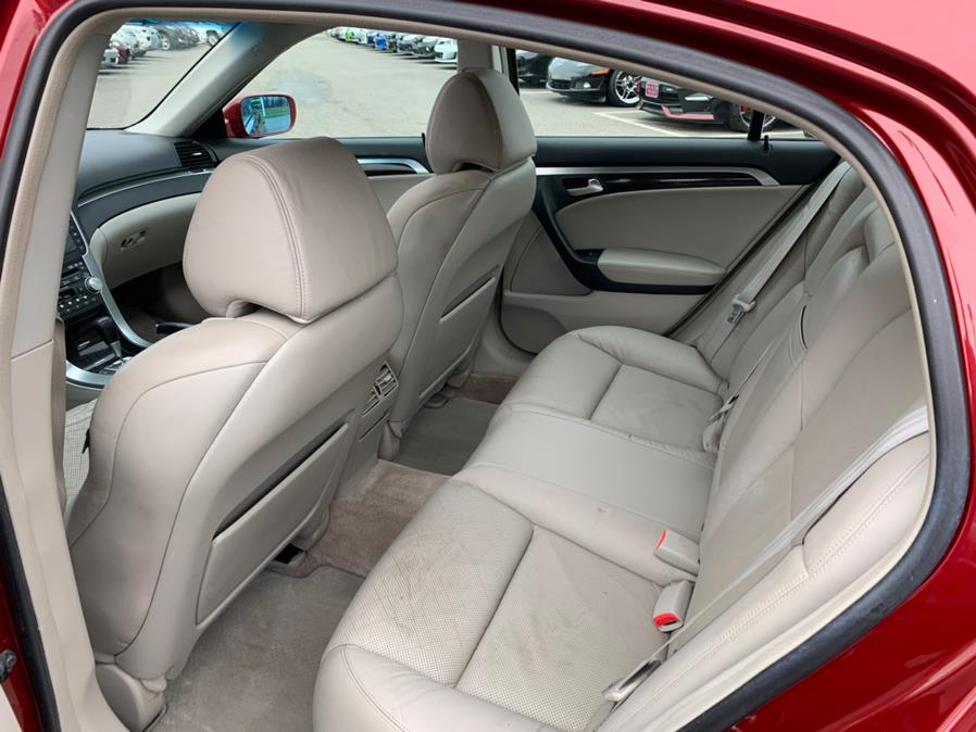 Used Acura TL 4dr Sdn Auto 2008   Mike And Tony Auto Sales, Inc. South Windsor, Connecticut
