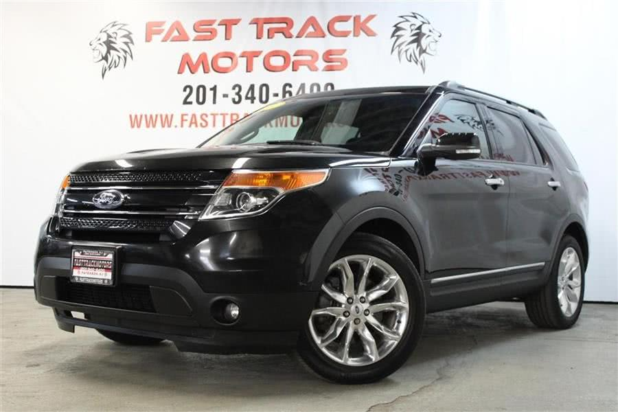 Used 2014 Ford Explorer in Paterson, New Jersey | Fast Track Motors. Paterson, New Jersey