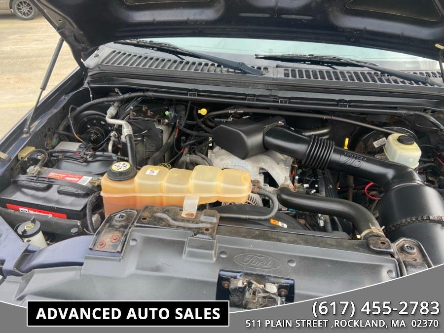 "Used Ford Super Duty F-250 Reg Cab 137"" XLT 4WD 2004 | Advanced Auto Sales. Rockland, Massachusetts"