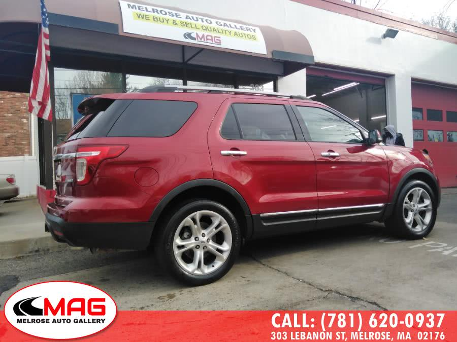Used 2013 Ford Explorer in Melrose, Massachusetts | Melrose Auto Gallery. Melrose, Massachusetts
