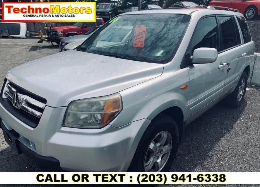 Used Honda Pilot 4WD EXL AT with RES 2006 | Techno Motors . Danbury , Connecticut