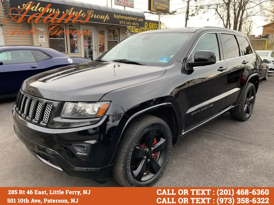 Used 2015 Jeep Grand Cherokee in Paterson, New Jersey | Adams Auto Group. Paterson, New Jersey