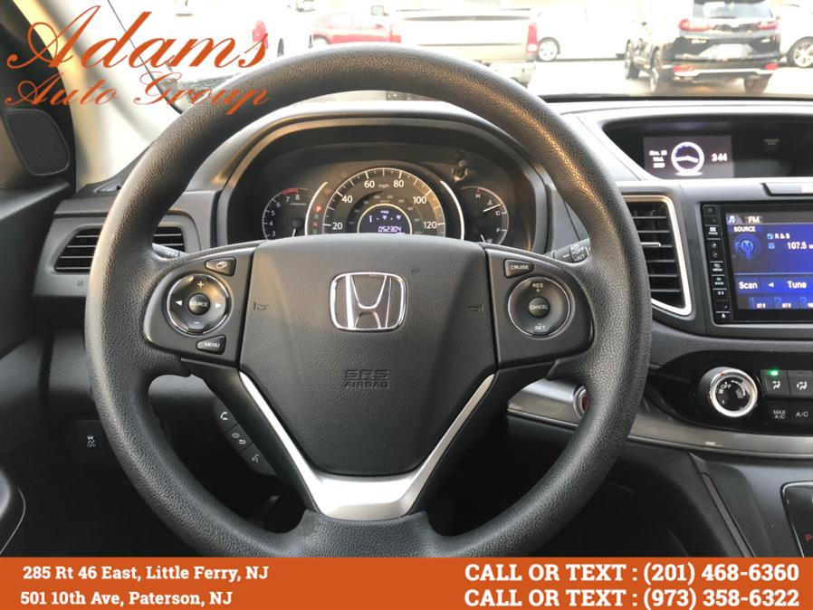 Used Honda CR-V AWD 5dr EX 2015 | Adams Auto Group . Little Ferry , New Jersey