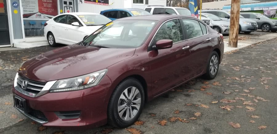 Used 2013 Honda Accord Sdn in Milford, Connecticut | Adonai Auto Sales LLC. Milford, Connecticut