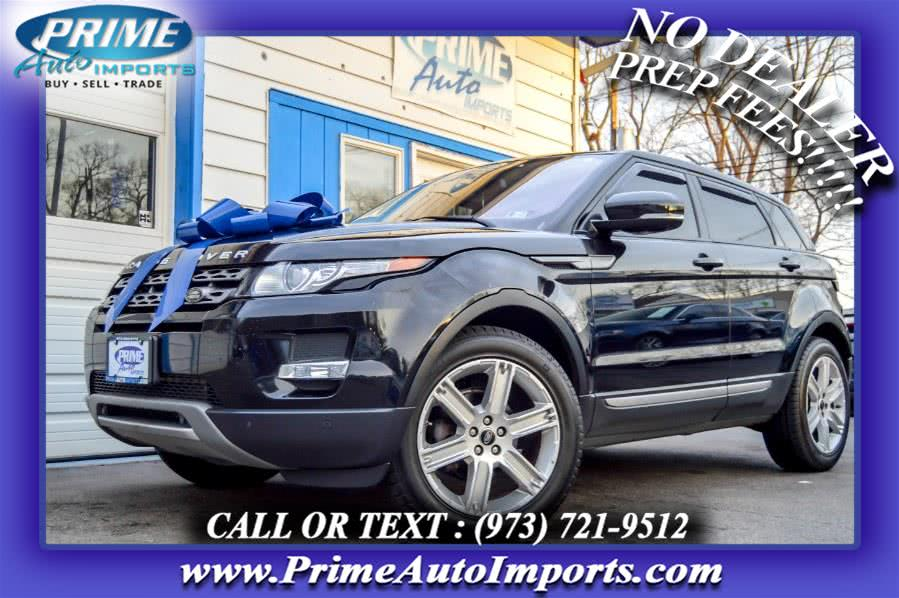 Used 2013 Land Rover Range Rover Evoque in Bloomingdale, New Jersey | Prime Auto Imports. Bloomingdale, New Jersey