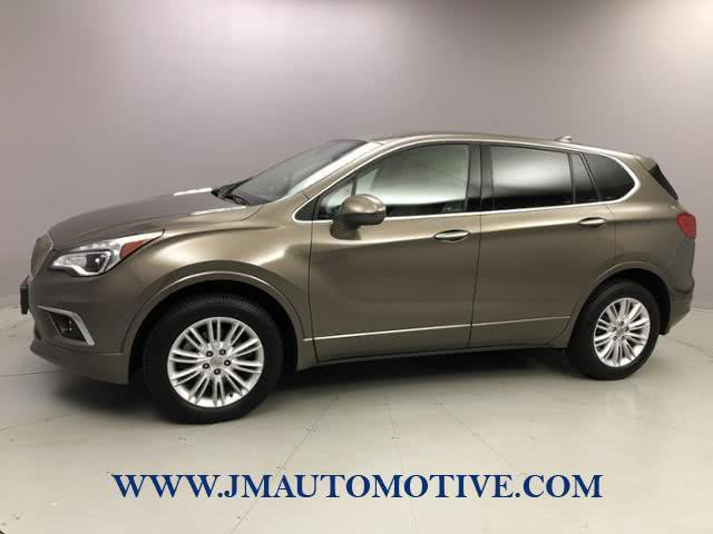 Used Buick Envision AWD 4dr Preferred 2017 | J&M Automotive Sls&Svc LLC. Naugatuck, Connecticut