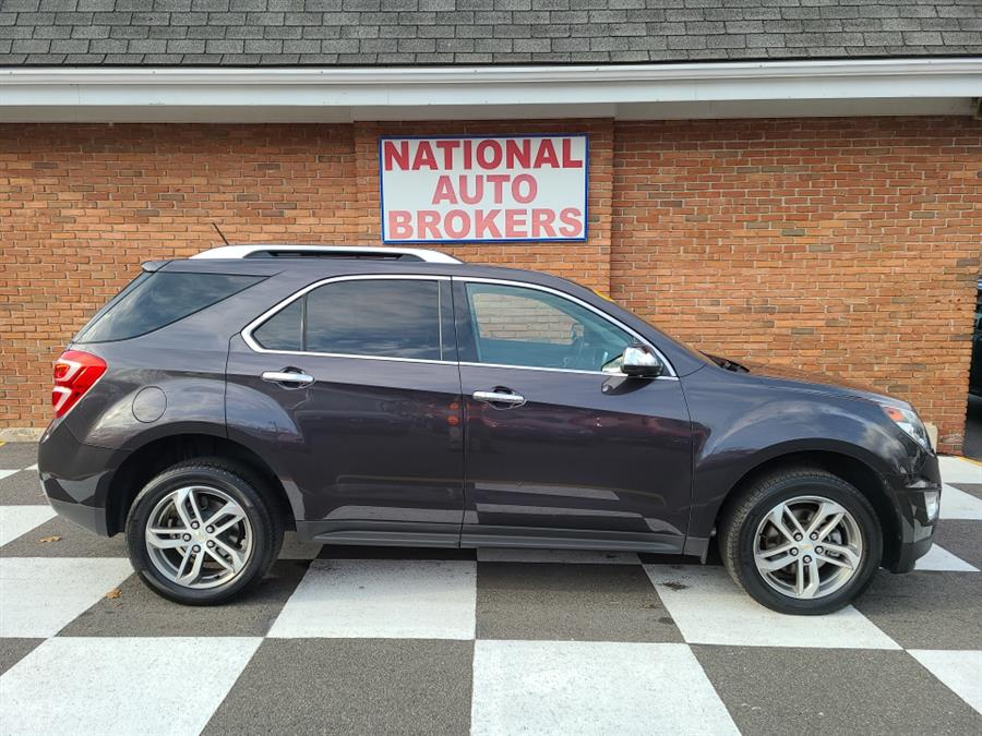 Used Chevrolet Equinox AWD 4dr LTZ 2016   National Auto Brokers, Inc.. Waterbury, Connecticut