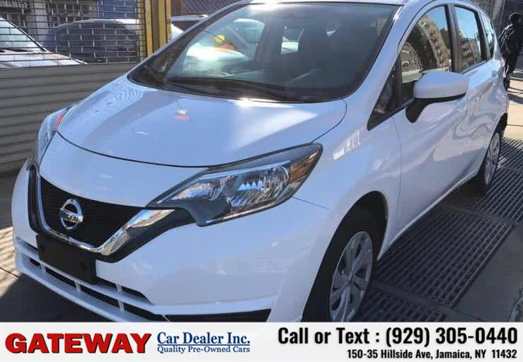 Used 2019 Nissan Versa Note in Jamaica, New York | Gateway Car Dealer Inc. Jamaica, New York