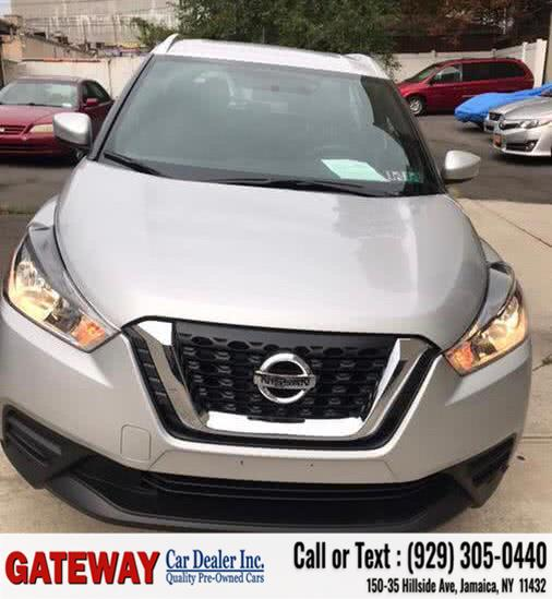 Used 2019 Nissan Kicks in Jamaica, New York | Gateway Car Dealer Inc. Jamaica, New York