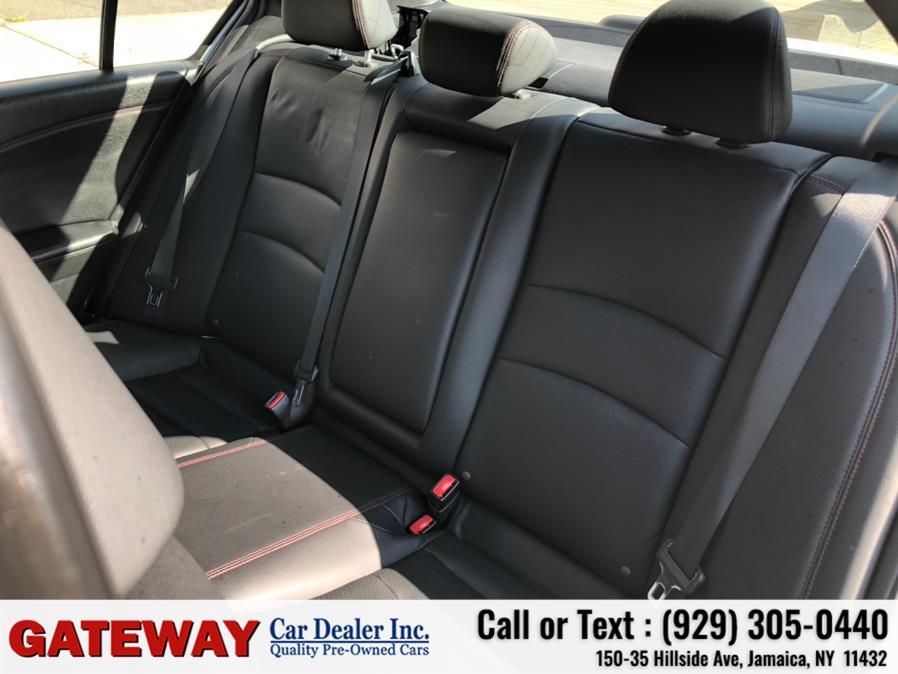 Used Honda Accord Sedan Sport SE CVT 2017 | Gateway Car Dealer Inc. Jamaica, New York