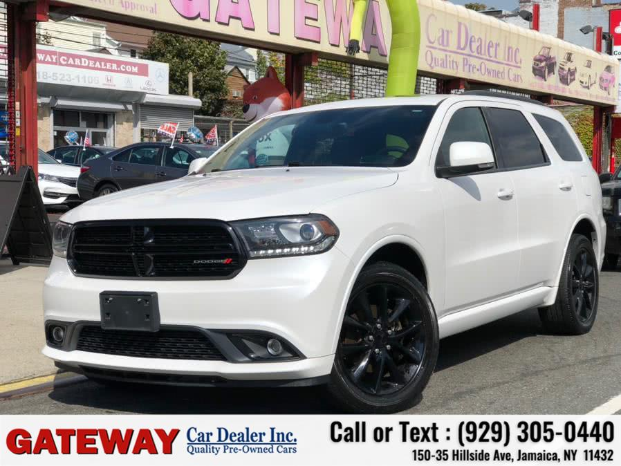 2017 Dodge Durango GT AWD, available for sale in Jamaica, NY