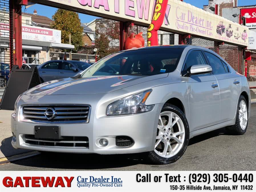 Used 2014 Nissan Maxima in Jamaica, New York | Gateway Car Dealer Inc. Jamaica, New York