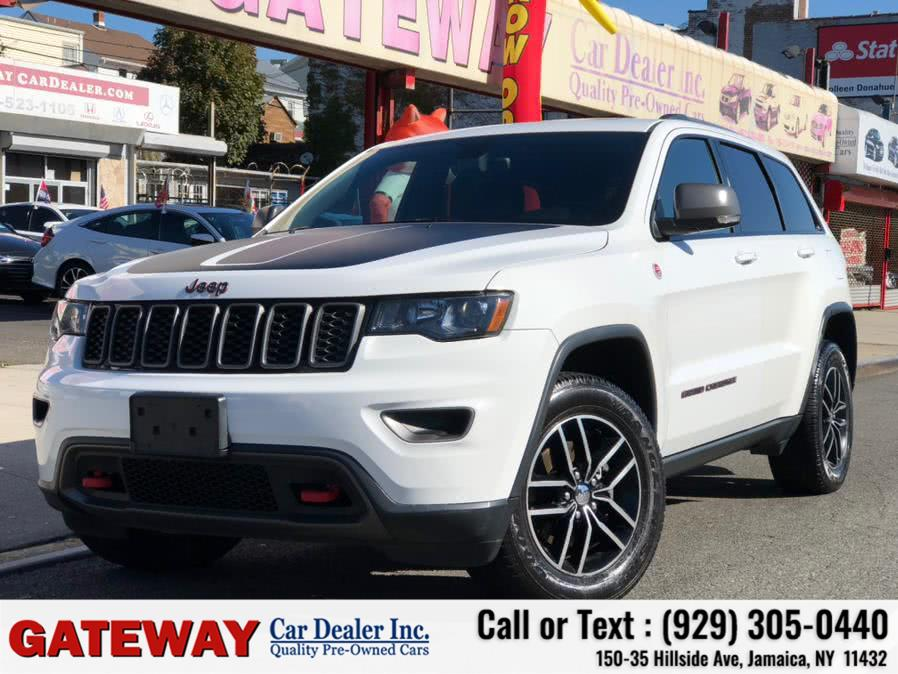 Used 2017 Jeep Grand Cherokee in Jamaica, New York   Gateway Car Dealer Inc. Jamaica, New York
