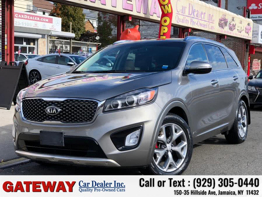 Used 2017 Kia Sorento in Jamaica, New York | Gateway Car Dealer Inc. Jamaica, New York