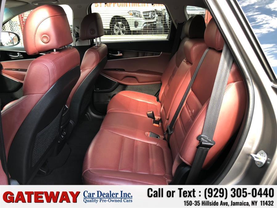 Used Kia Sorento SX V6 AWD 2017 | Gateway Car Dealer Inc. Jamaica, New York